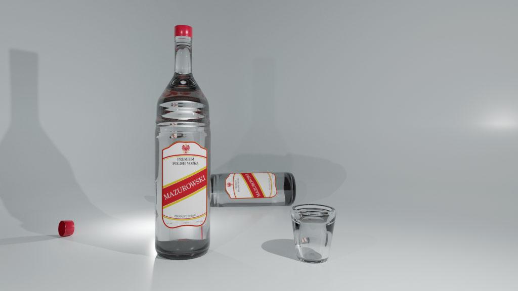 Mazurowski Vodka