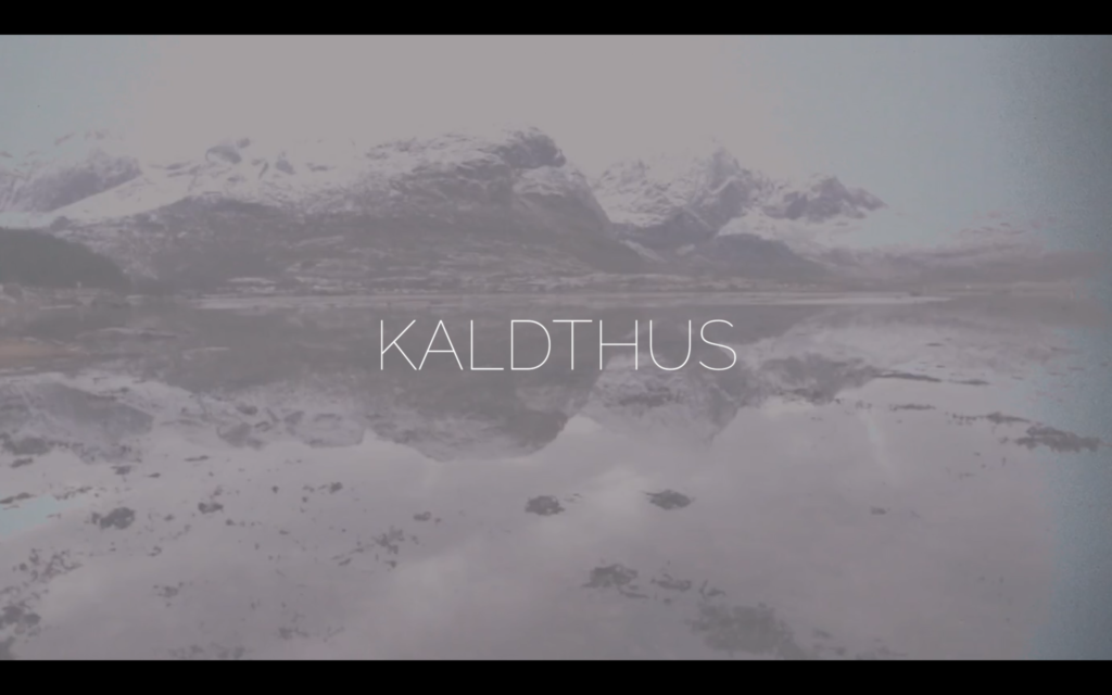 Kaldthus Title Sequence